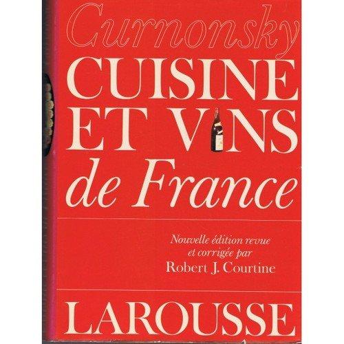 Cuisine et vins de france de curnonsky abebooks for Cuisine et vins de france