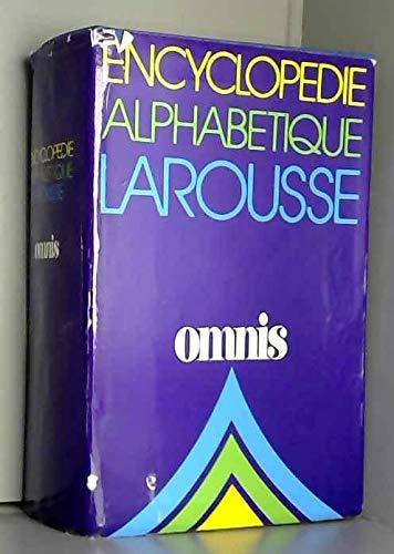 9782030201251: Encyclopédie alphabétique Larousse Omnis (French Edition)