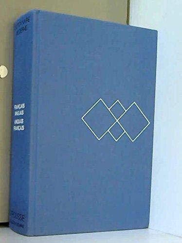 Larousse Modern French-English, English-French Dictionary