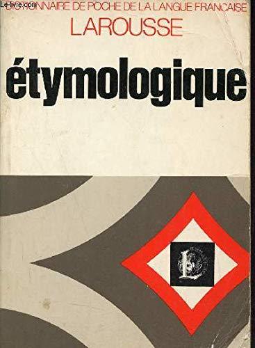9782030293034: Nouveau Dictionnaire Etymologique et Historique