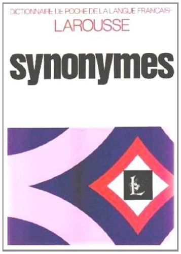 9782030293058: Nouveau Dictionnaire Des Synonymes (French Edition)