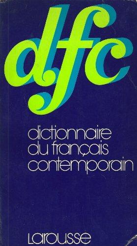 9782030293256: Dictionnaire du Français Contemporain