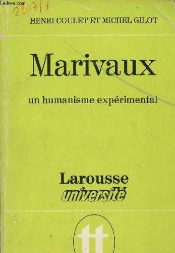 9782030350201: Marivaux;: Un humanisme expérimental, (Thèmes et textes) (French Edition)