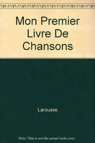 9782030514160: Mon Premier Livre De Chansons