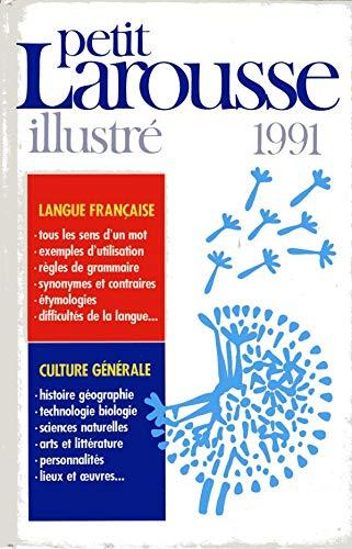 9782033011918: Petit Larousse illustré 1991