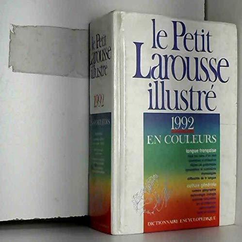 Petit Larousse illustre 1992