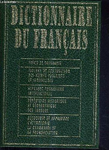 9782033202224: Dictionnaire De Francais Larousse