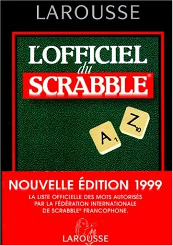 L'officiel du scrabble