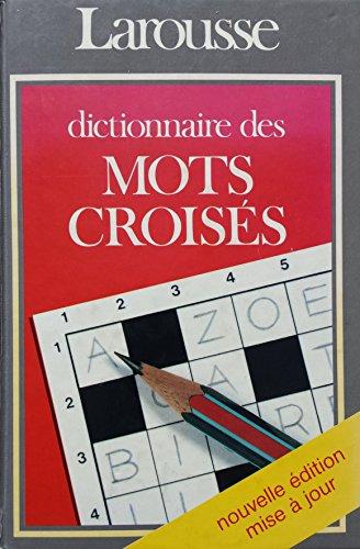 9782033403164: Dictionnaire des mots crois�s : Classement direct, classement invers
