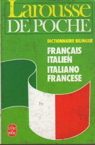 9782034011047: LAR.POCHE FRANCAIS-ITALIEN
