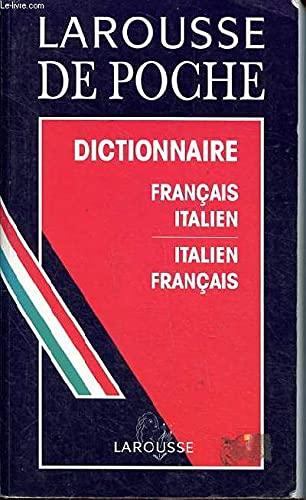 Larousse de poche français italien: n/a
