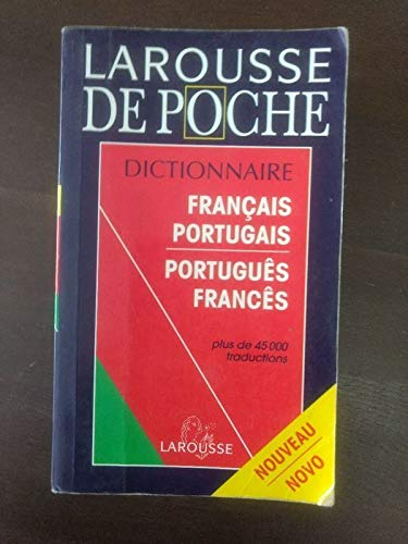 9782034011351: Larousse de poche français-portugais ; portugais-français