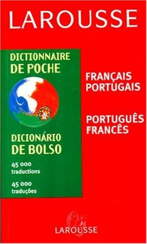 9782034011658: Dictionnaire De Poche Français Portugais/Portugais Français =Dicionário De Bolso Francês Português/Português Francês