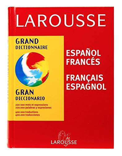 9782034015120: Grand dictionnaire Espanol/Francés - Français/Espagnol