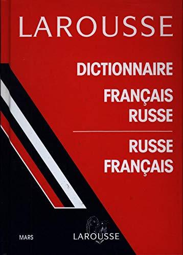 9782034016257: Larousse Mars : Russe/français, français/russe