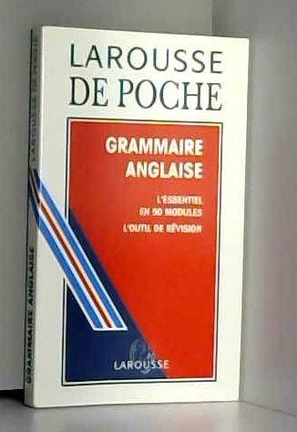 9782034060120: GRAMMAIRE ANGLAISE (POCHE)
