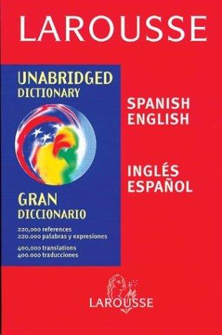 Gran Diccionario Español-Inglés / English-Spanish Dictionary (Spanish and ...