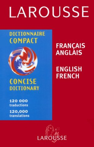 9782034203022: Larousse Concise Dictionary French-English/English-French