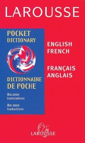 9782034207105: Larousse Pocket French/English English/French Dictionary (French Edition)
