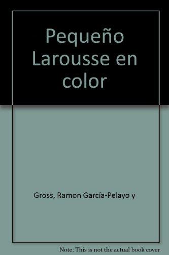 9782034500756: Pequeño Larousse en color (Bil Divers)