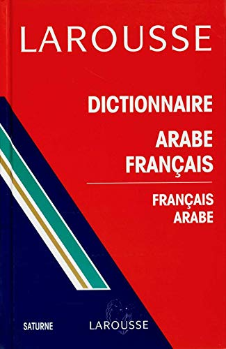 9782034513367: Larousse Arabic-French / French-Arabic (Saturn) Dictionary (Saturne) (French Edition)