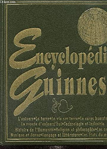 9782035000507: Encyclopédie guinness