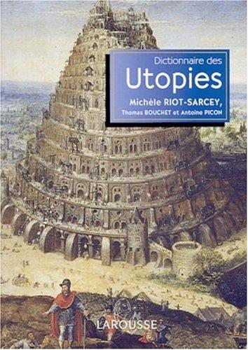 9782035050427: Dictionnaire des utopies