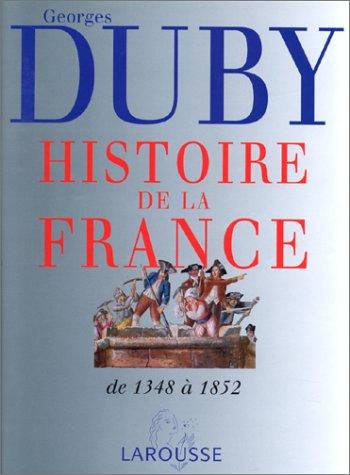 9782035050472: Histoire de la France : Volume 2, Dynasties et révolutions, de 1348 à 1852 (Histoire de Fra)