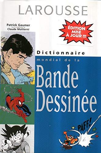 9782035051622: Dictionnaire mondial de la Bande dessinée