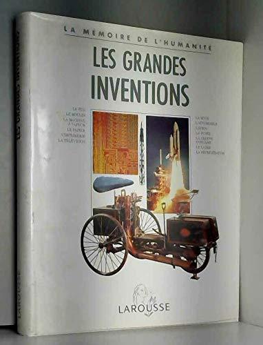 9782035052094: Les grandes inventions (La mémoire de l'humanité) (French Edition)