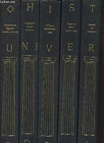Histoire universelle de l'art en 11 volumes: N/A