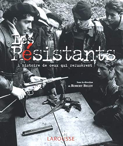 9782035052650: Les Resistants (French Edition)