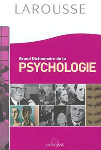 9782035053534: Grand Dictionnaire de la psychologie