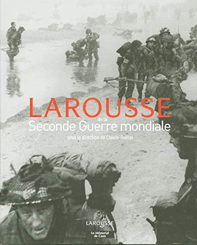 9782035053947: Larousse de la Seconde Guerre Mondiale