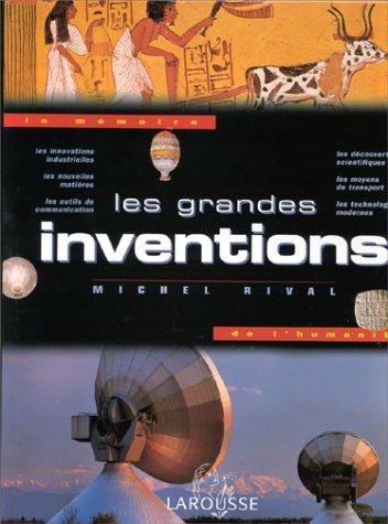 9782035054098: Les grandes inventions