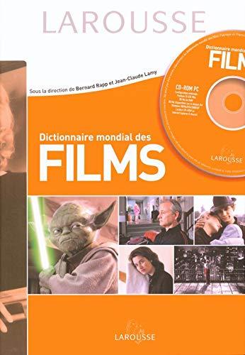 Dictionnaire mondial des films (1Cédérom): Rapp, Bernard, Lamy,