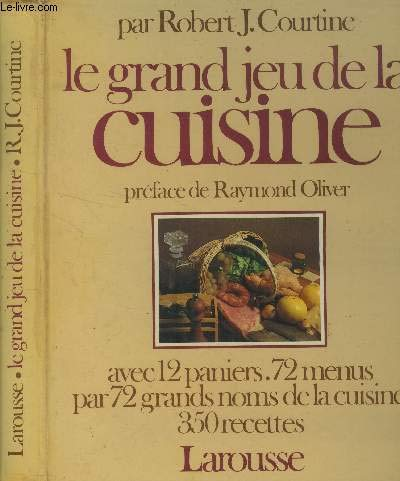 9782035062024: Le grand jeu de la cuisine (French Edition)