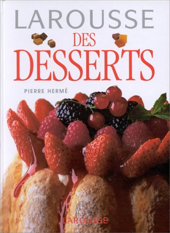 9782035070043: DES Desserts (French Edition)