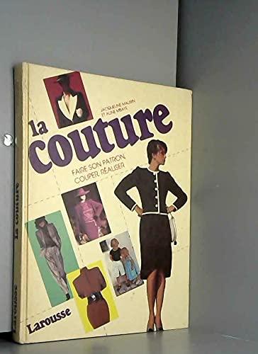 9782035071071: La couture: Faire son patron, couper, réaliser (French Edition)