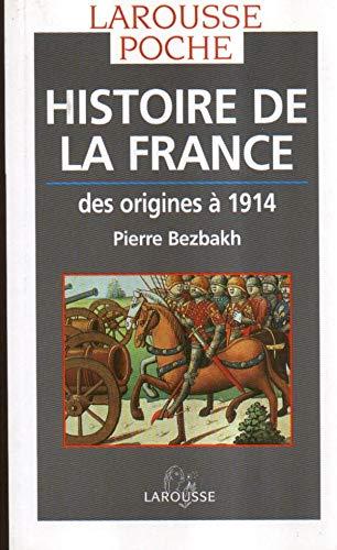 9782035071415: Histoire De La France Des Origines a 1914