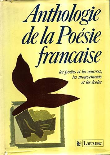 9782035080028: Anthologie De LA Poesie Francaise