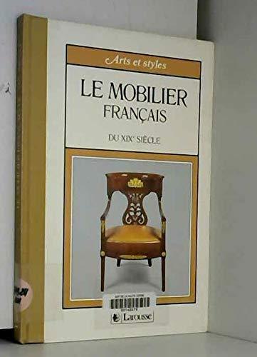 9782035091123: Le mobilier français du xixe siecle