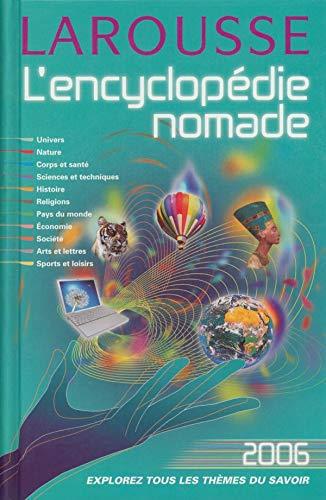 9782035202505: L'encyclopédie nomade 2006