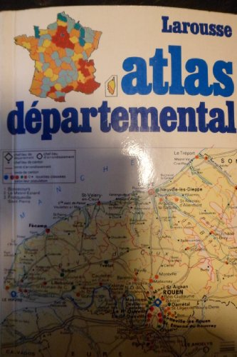 Atlas de?partemental (French Edition)