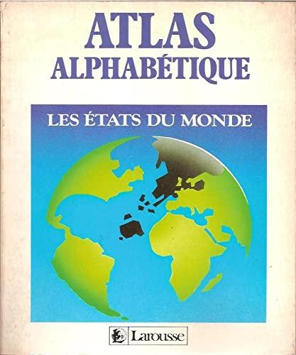 9782035210043: ATLAS ALPHA. LES ETATS DU MOND