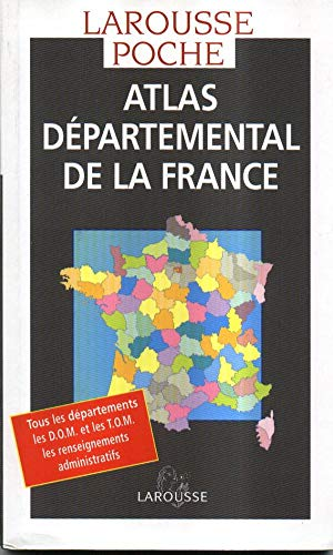 Atlas départemental de la France: Collectif
