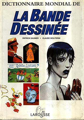 9782035235107: Dictionnaire mondial de la bande dessin�e