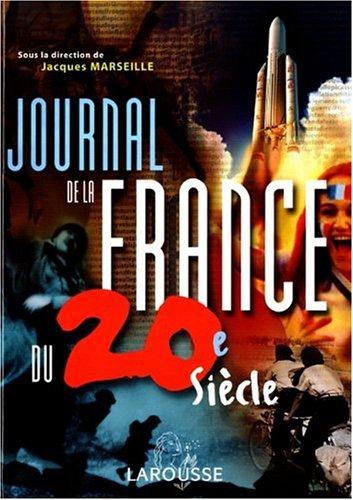 9782035242259: Journal de la France du 20e siècle