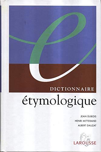 9782035320575: Dictionnaire étymologique