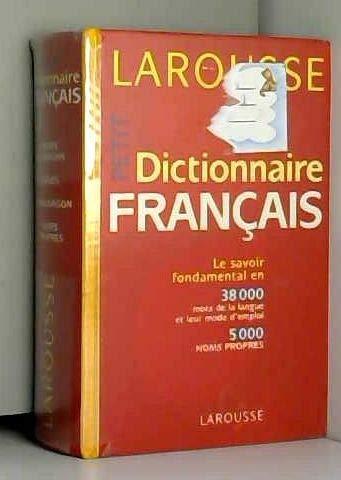 9782035320810: Petit Dictionnaire Francais